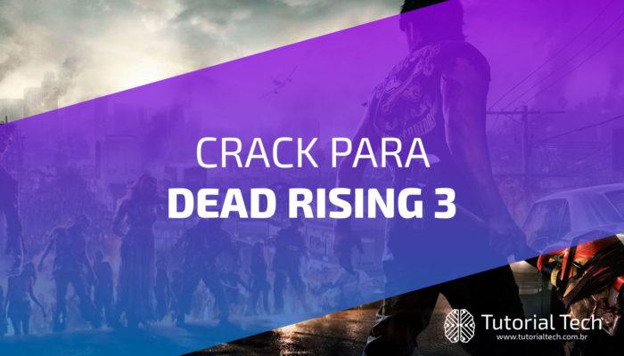 [DONWLOAD] Crack Dead Rising 3
